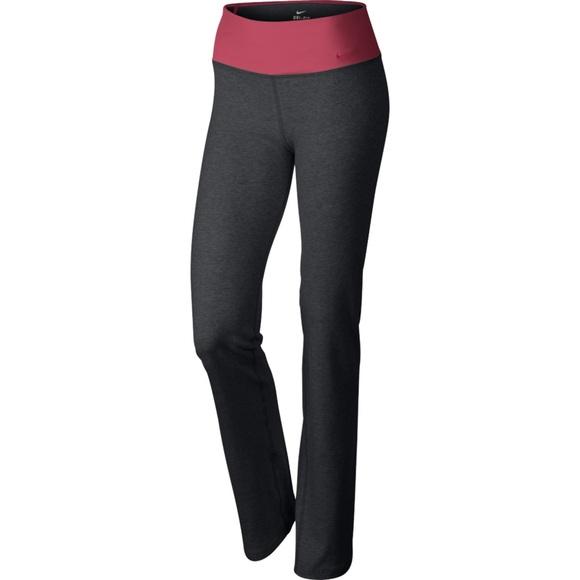 38289de5202f Nike legend slim fit yoga pants